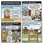 Cartoonist Jen Sorensen  Jen Sorensen's Editorial Cartoons 2013-11-04 yeah