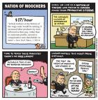 Cartoonist Jen Sorensen  Jen Sorensen's Editorial Cartoons 2014-01-13 war