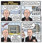 Cartoonist Jen Sorensen  Jen Sorensen's Editorial Cartoons 2014-02-03 Russia
