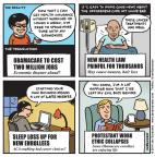 Cartoonist Jen Sorensen  Jen Sorensen's Editorial Cartoons 2014-02-10 disaster