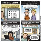 Cartoonist Jen Sorensen  Jen Sorensen's Editorial Cartoons 2014-03-03 employee