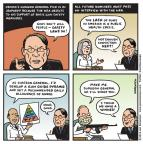 Cartoonist Jen Sorensen  Jen Sorensen's Editorial Cartoons 2014-03-24 public health