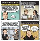 Cartoonist Jen Sorensen  Jen Sorensen's Editorial Cartoons 2014-04-07 speech