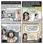 Jen Sorensen  Jen Sorensen's Editorial Cartoons 2014-04-21 $11