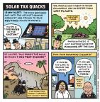 Cartoonist Jen Sorensen  Jen Sorensen's Editorial Cartoons 2014-05-26 power