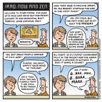 Cartoonist Jen Sorensen  Jen Sorensen's Editorial Cartoons 2014-06-23 Barack Obama