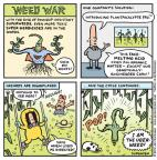 Cartoonist Jen Sorensen  Jen Sorensen's Editorial Cartoons 2014-07-07 war