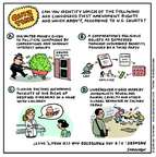 Cartoonist Jen Sorensen  Jen Sorensen's Editorial Cartoons 2014-08-03 speech