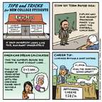 Cartoonist Jen Sorensen  Jen Sorensen's Editorial Cartoons 2014-09-01 goat cheese