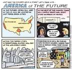 Cartoonist Jen Sorensen  Jen Sorensen's Editorial Cartoons 2014-10-13 city