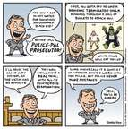 Jen Sorensen  Jen Sorensen's Editorial Cartoons 2014-12-01 conflict of interest