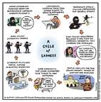 Cartoonist Jen Sorensen  Jen Sorensen's Editorial Cartoons 2015-01-12 speech