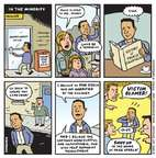 Cartoonist Jen Sorensen  Jen Sorensen's Editorial Cartoons 2015-01-19 speech