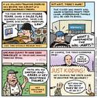 Cartoonist Jen Sorensen  Jen Sorensen's Editorial Cartoons 2015-05-04 economy