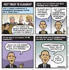 Cartoonist Jen Sorensen  Jen Sorensen's Editorial Cartoons 2015-06-08 Barack Obama