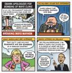 Cartoonist Jen Sorensen  Jen Sorensen's Editorial Cartoons 2015-10-12 Barack Obama