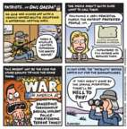 Cartoonist Jen Sorensen  Jen Sorensen's Editorial Cartoons 2016-01-04 war