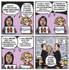 Cartoonist Jen Sorensen  Jen Sorensen's Editorial Cartoons 2016-02-08 speech