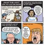 Cartoonist Jen Sorensen  Jen Sorensen's Editorial Cartoons 2016-02-22 president