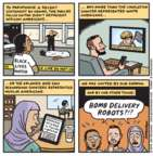 Cartoonist Jen Sorensen  Jen Sorensen's Editorial Cartoons 2016-07-11 Barack Obama