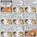 Cartoonist Jen Sorensen  Jen Sorensen's Editorial Cartoons 2016-07-25 president