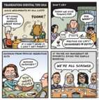 Cartoonist Jen Sorensen  Jen Sorensen's Editorial Cartoons 2016-11-21 from