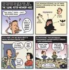 Cartoonist Jen Sorensen  Jen Sorensen's Editorial Cartoons 2016-12-26 2016 election Jeb Bush