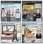 Cartoonist Jen Sorensen  Jen Sorensen's Editorial Cartoons 2017-02-20 yeah