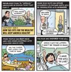 Cartoonist Jen Sorensen  Jen Sorensen's Editorial Cartoons 2017-03-06 politics