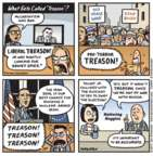 Cartoonist Jen Sorensen  Jen Sorensen's Editorial Cartoons 2017-07-17 politics