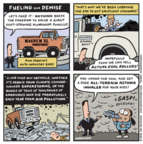 Cartoonist Jen Sorensen  Jen Sorensen's Editorial Cartoons 2018-04-09 public health