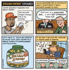 Cartoonist Jen Sorensen  Jen Sorensen's Editorial Cartoons 2018-04-30 strength