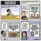 Cartoonist Jen Sorensen  Jen Sorensen's Editorial Cartoons 2019-04-16 editorial