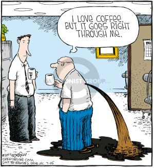 Comic Strip Dave Coverly  Speed Bump 2003-04-05 liquid