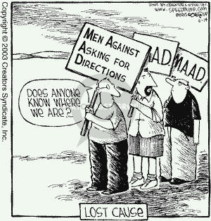 Comic Strip Dave Coverly  Speed Bump 2003-05-14 protest