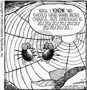 Comic Strip Dave Coverly  Speed Bump 2003-05-19 fly