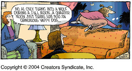 Comic Strip Dave Coverly  Speed Bump 2004-01-04 wife
