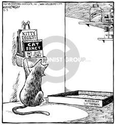 Comic Strip Dave Coverly  Speed Bump 2000-09-03 target