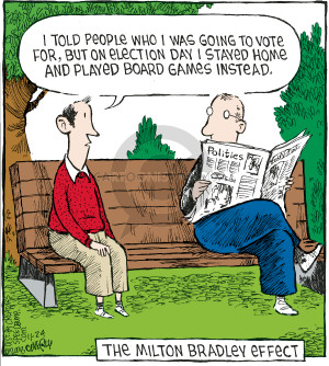 Comic Strip Dave Coverly  Speed Bump 2008-11-24 election