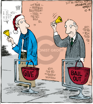 Comic Strip Dave Coverly  Speed Bump 2008-12-08 bailout