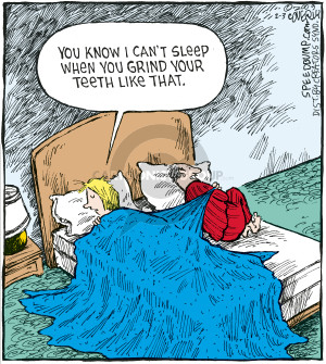 Comic Strip Dave Coverly  Speed Bump 2009-02-03 chatter