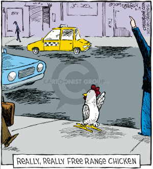 Comic Strip Dave Coverly  Speed Bump 2009-02-04 rights