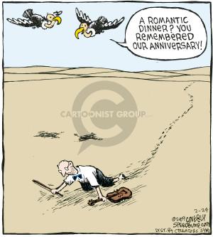 Comic Strip Dave Coverly  Speed Bump 2009-02-24 crawl