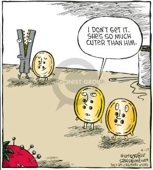 Comic Strip Dave Coverly  Speed Bump 2009-04-17 zipper