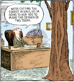 Cartoonist Dave Coverly  Speed Bump 2009-05-06 unemployment