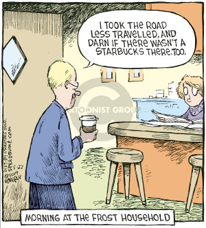 Comic Strip Dave Coverly  Speed Bump 2009-05-22 less