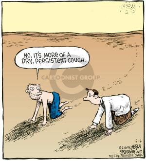 Comic Strip Dave Coverly  Speed Bump 2009-06-02 crawl