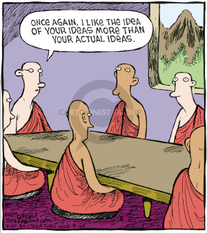 Comic Strip Dave Coverly  Speed Bump 2009-08-29 philosophical