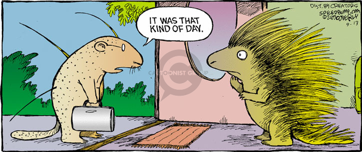 Comic Strip Dave Coverly  Speed Bump 2009-09-13 employment
