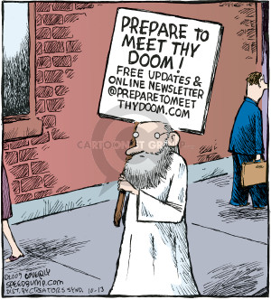 Comic Strip Dave Coverly  Speed Bump 2009-10-13 belief